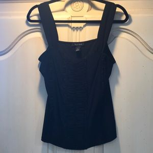 WHBM Cami with ruffles